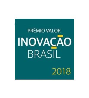Prêmio valor Inovação Brasil 2018
