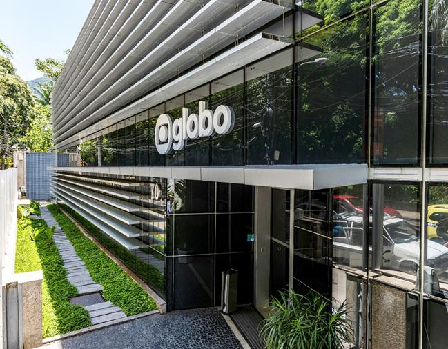 Portfolio - Globo