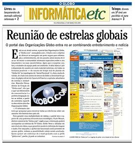 Release of Globo.com