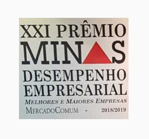 XXI Prêmio Minas