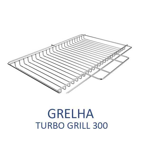 grelha turbo grill