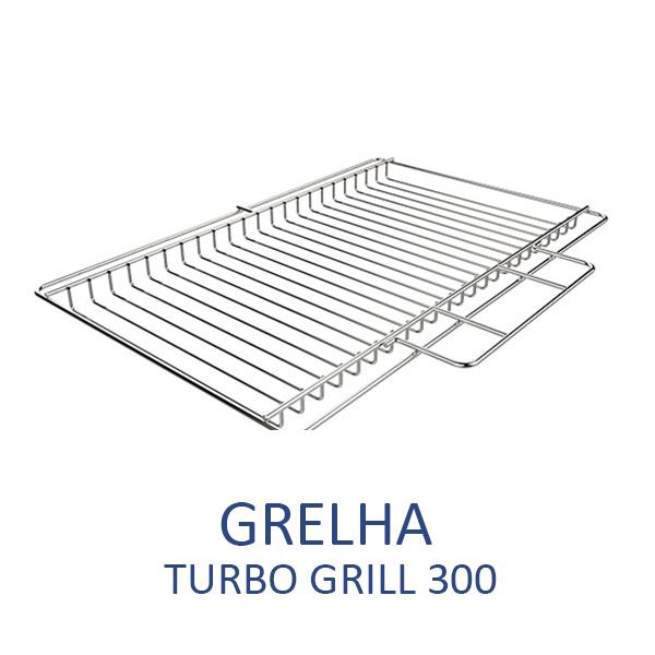 grelha turbo grill