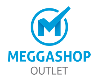 Logo Meggashop Outlet