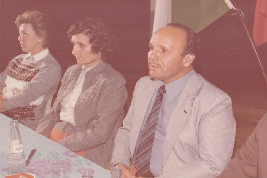 Histórico sobre José Alves Lavouras