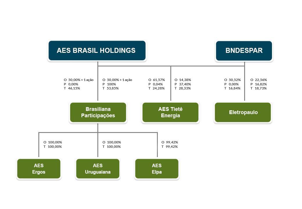 Estrutura Acionária