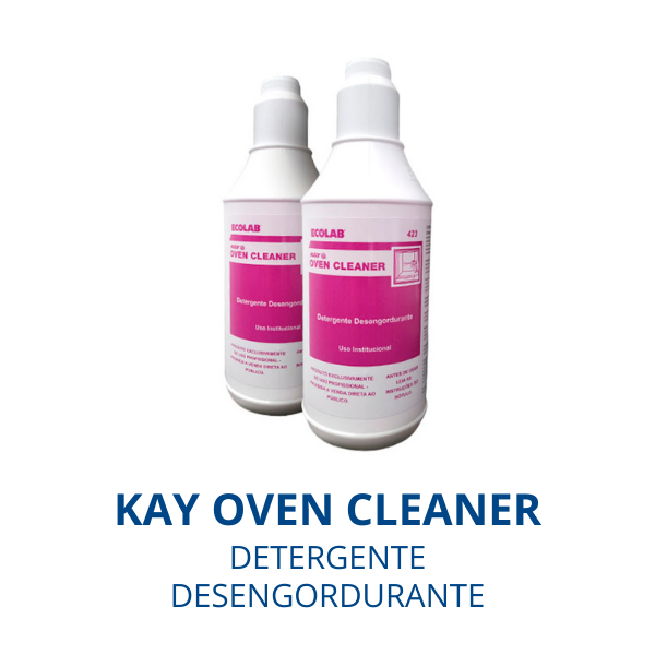 kay oven cleaner