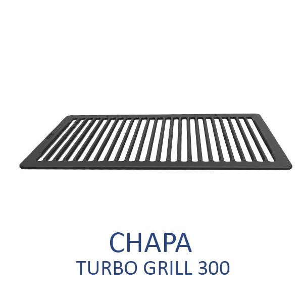 chapa turbo grill