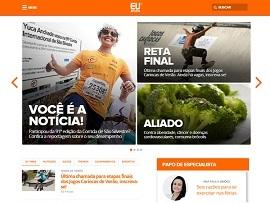 Release of GloboEsporte.com