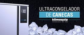 Primeiro lançamento do ano, Ultracongelador de Canecas